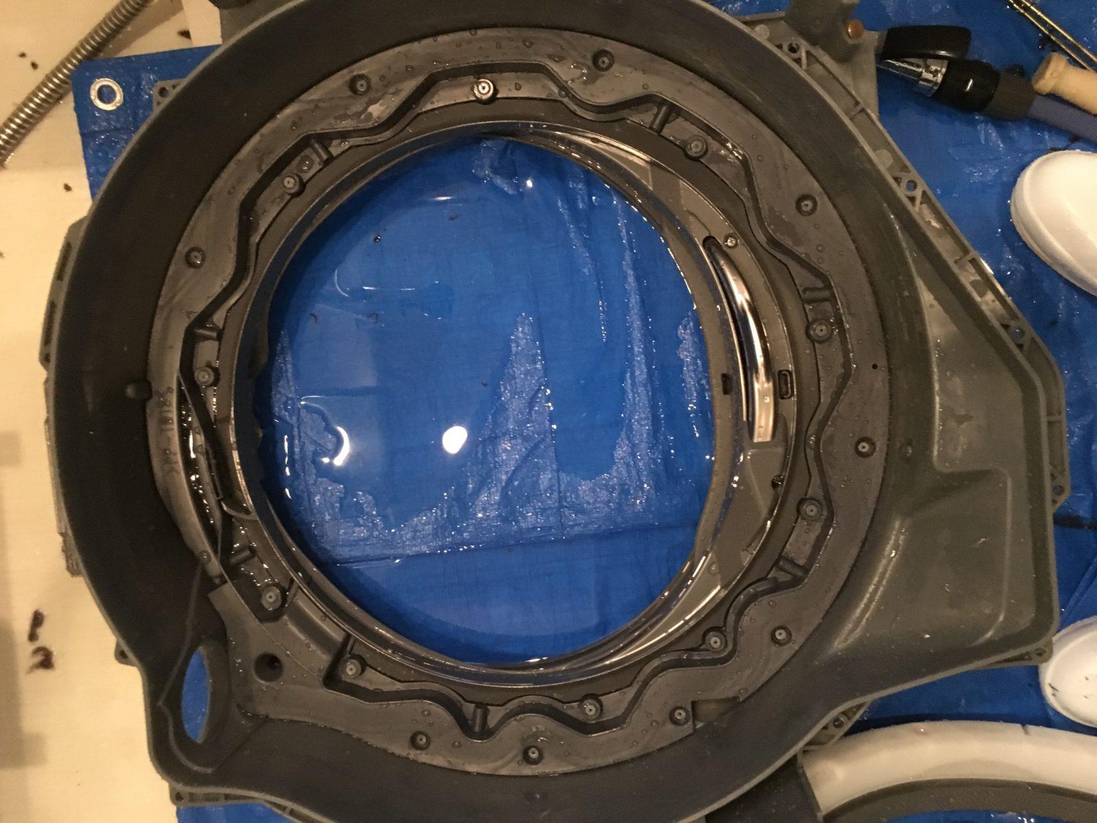 パナソニック:NA-VG700 洗濯槽の上蓋 アフター